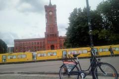 Berlino, tutti in bici