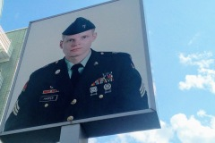 Checkpoint Charlie, il soldato sovietico
