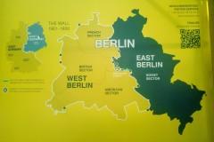 mappa di Berlino