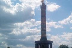 Tiergarten, la colonna della Vittoria