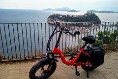 In bici al parco Virgiliano
