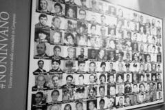 Le vittime innocenti di camorra (sala della Memoria)