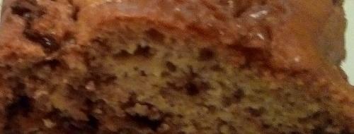 Uova di Pasqua non consumate? Un plumcake al cioccolato!
