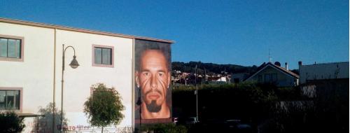 Il murales di Marek Hamsik a Quarto, esempio per i giovani [FOTO]