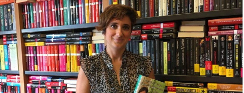 «Come in un film, le immagini della storia mi scorrono davanti»: l'ispirazione secondo Rosa Ventrella