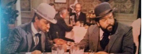 Al saloon, come in un film di Bud Spencer [FOTO]