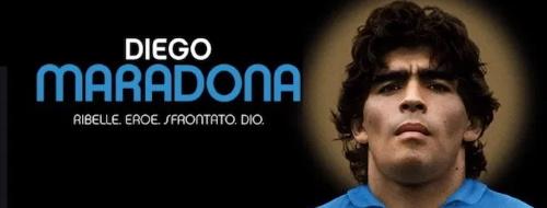 Diego Maradona, il film del più grande di sempre (ma cocainomane)