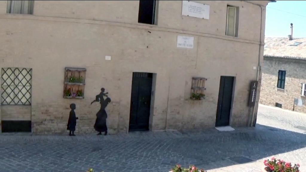 A Recanati, la casa di Silvia