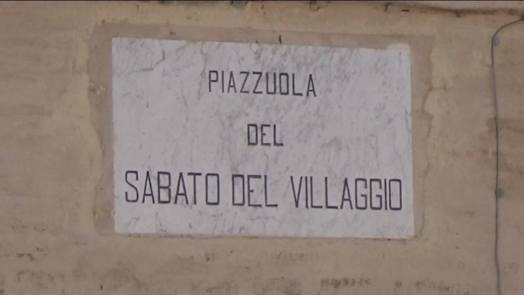 A Recanati, il sabato del villaggio
