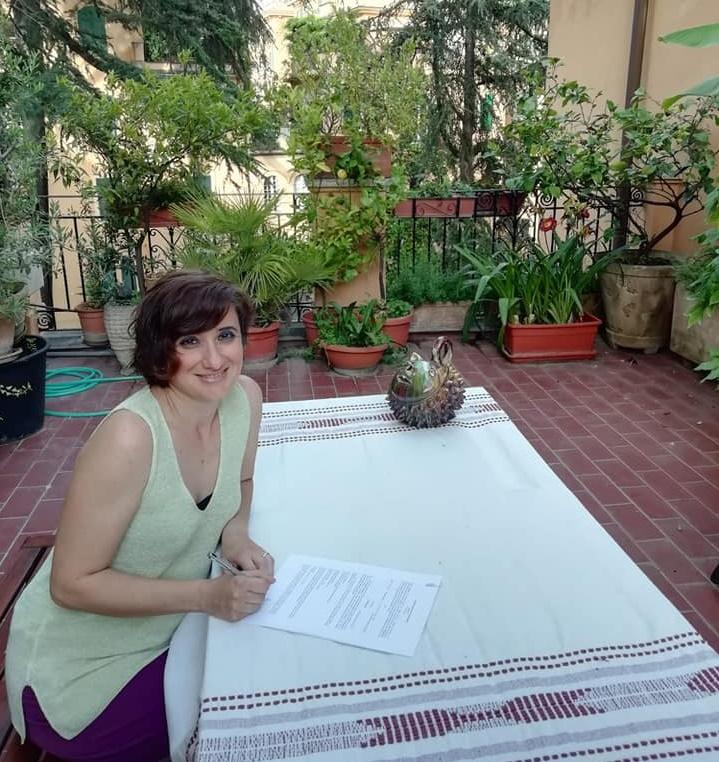 Rosa Ventrella, al lavoro per un nuovo romanzo?