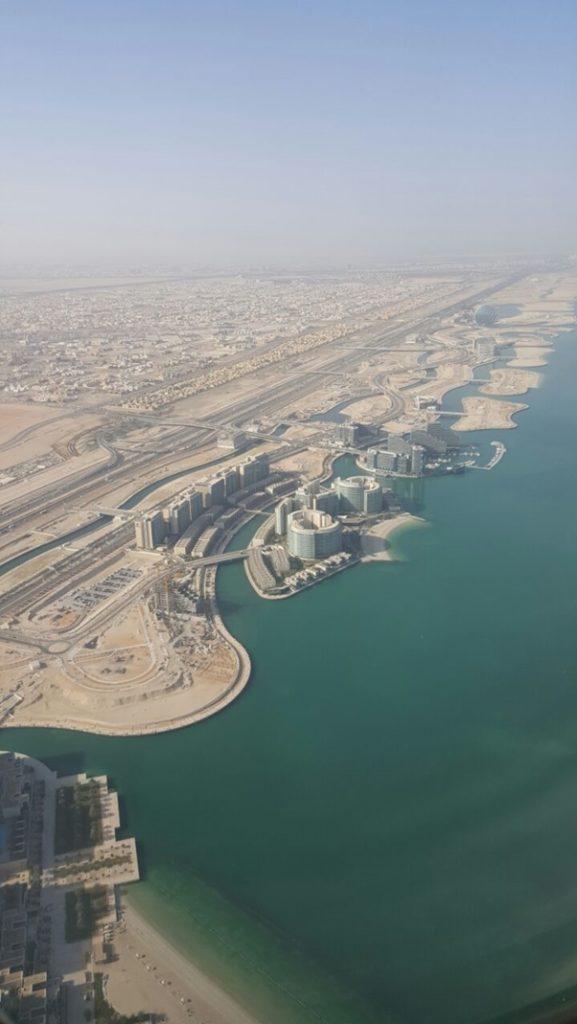 Abu Dhabi, foto e parole di una napoletana (emigrata e felice)
