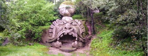 Parco dei mostri di Bomarzo: tra (la mia) fantasia e realtà [FOTO]