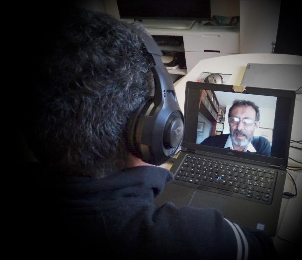 In streaming su typee.it con Michele Serra