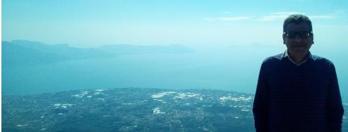 Vesuvio: il cratere e il panorama mozzafiato in un videoclip di due minuti  [VIDEO]