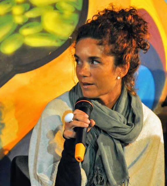 Valeria Corciolani, autrice di commedie noir
