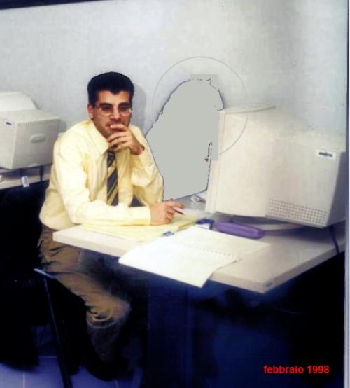 Vita da ufficio: primo giorno di lavoro (febbraio 1998)