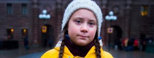 «La nostra casa è in fiamme», il libro di Greta Thunberg sul clima (e la sua famiglia)