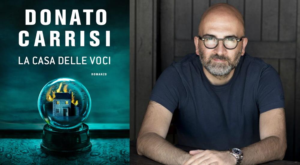 La casa delle voci, di Donato Carrisi: la mia recensione