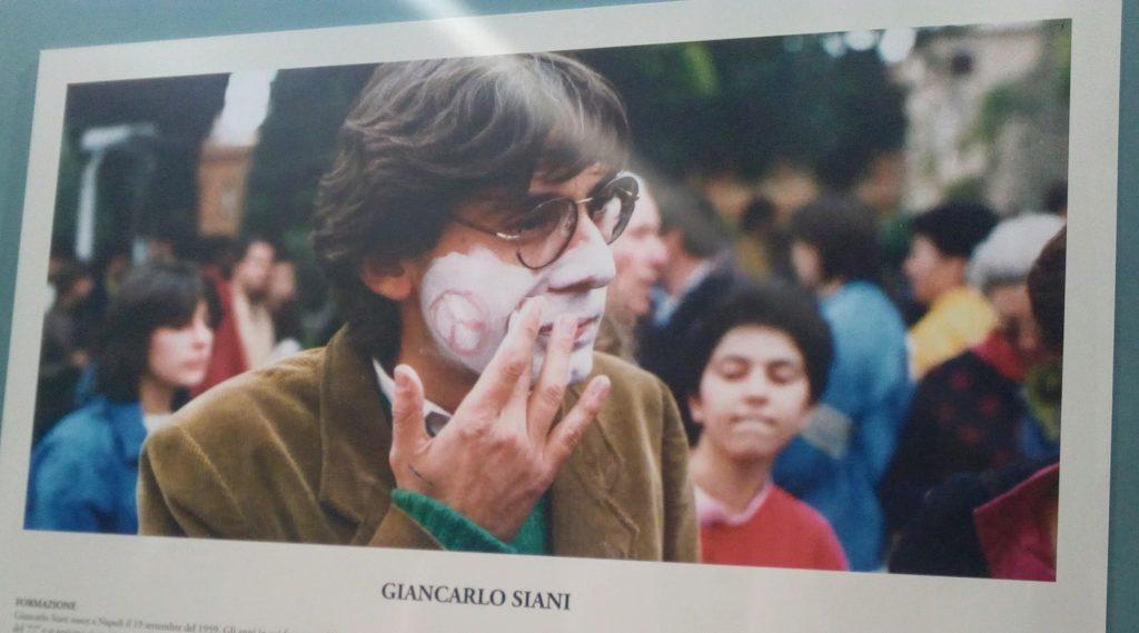 La mostra permanente al PAN di Napoli dedicata a Giancarlo Siani e le vittime innocenti di camorra