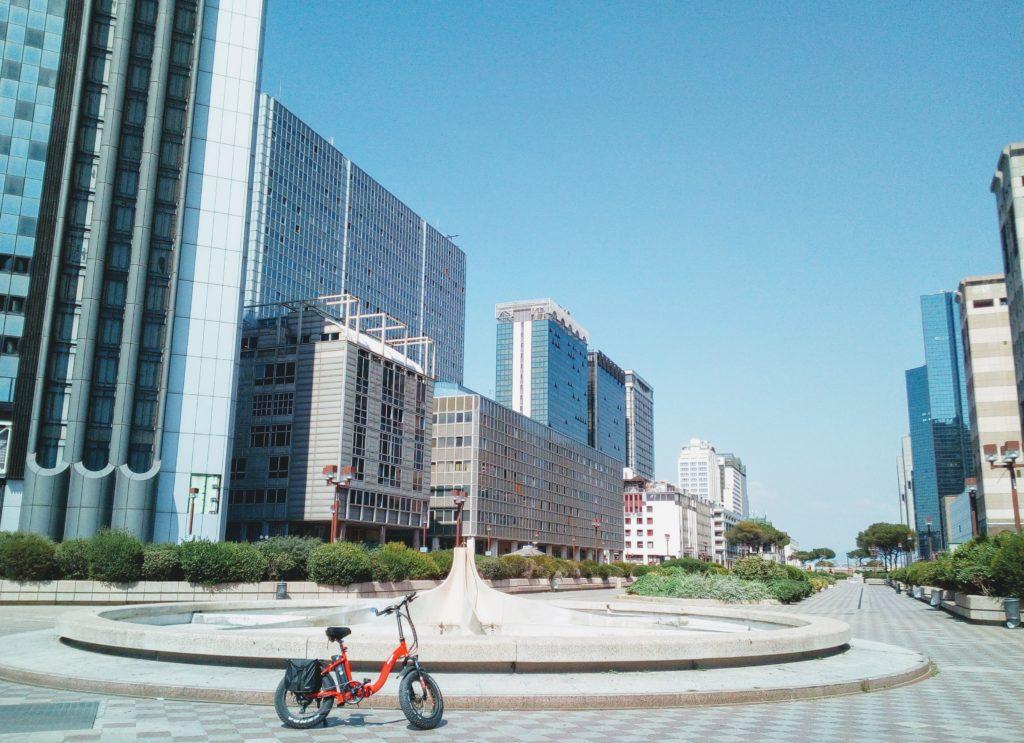 Il Centro Direzionale di Napoli ai tempi dello smart working