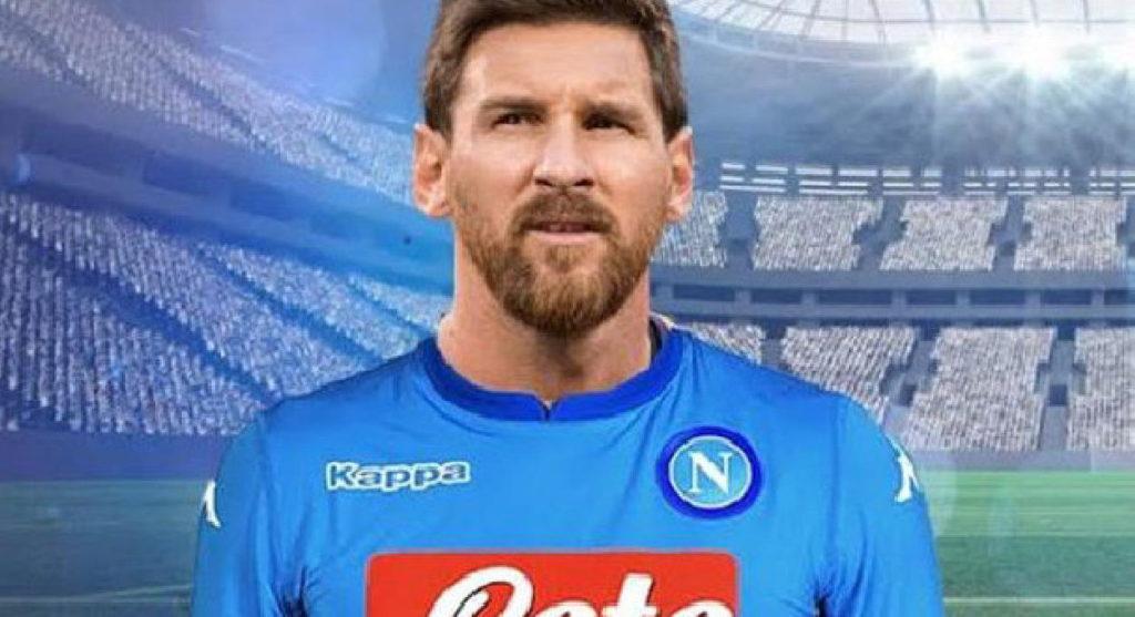 Messi al Napoli: uno stimolo per il campione argentino?