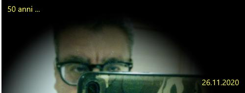 «I miei 50 anni?»: intervista (esclusiva) allo specchio