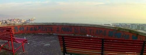Via Aniello Falcone, curiamo la Bellezza ferita [FOTO]