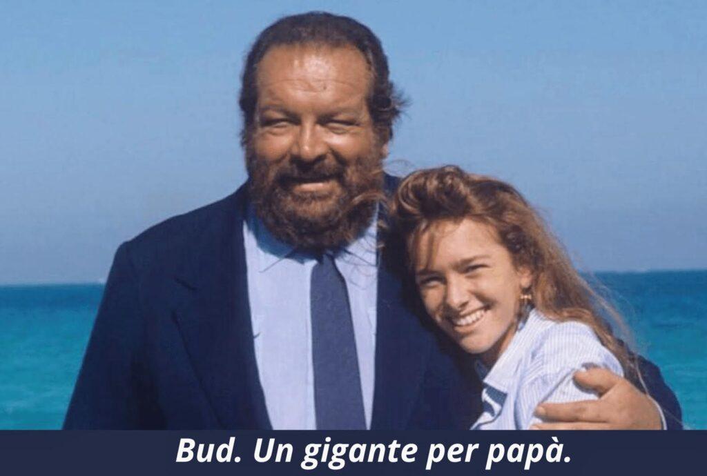 Bud. Un gigante per papà, di Cristiana Pedersoli, la figlia di Bud Spencer - la mia recensione