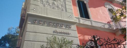 Alla scoperta di Villa La Santarella, la villa di Eduardo Scarpetta [VIDEO]