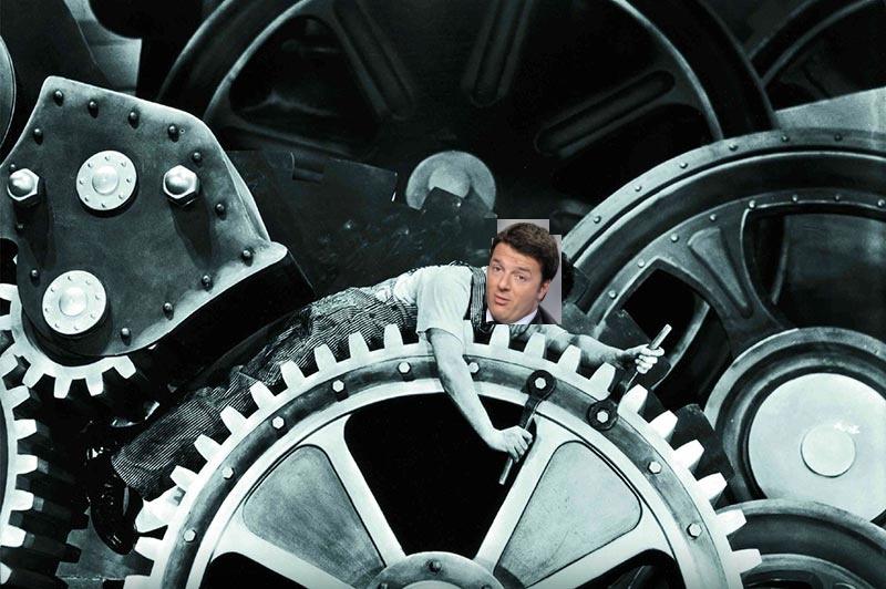 Italia Viva di Matteo Renzi, il partito fantasma che blocca l'ingranaggio statale
