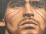 Murales di Maradona, a Quarto l'opera di Jorit [FOTO]
