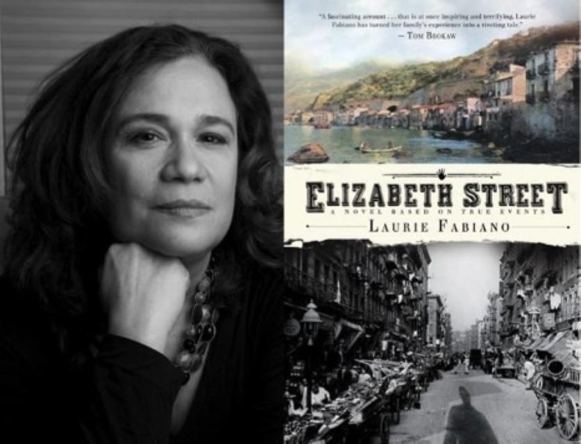 Elizabeth Street - da Scilla a New York, di Laurie Fabiano: la mia recensione